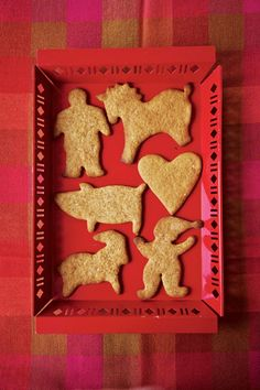 Swedish Gingerbread Cookies via saveur.com