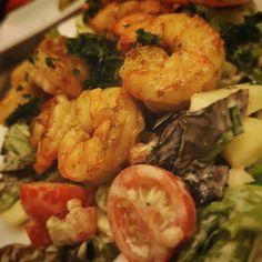 Christmas foodfest! #foodporn #salad