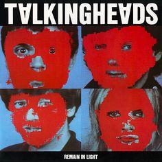 Remain in Light - Talking Heads (1980)