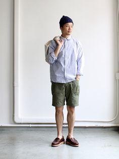 Yaeca Comfort Shirt -Standard-