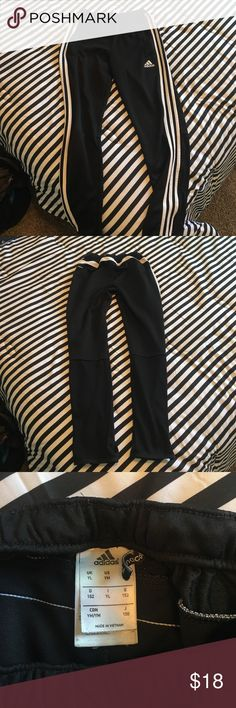 Adidas pants Nice Adidas pants, great condition,  size youth Medium. adidas Bottoms Sweatpants & Joggers