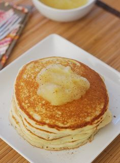 Spicy Yeast Pancakes