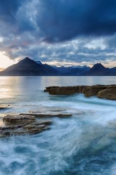 Isle of Skye, Scotland - one of the most beautiful places ever
