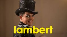 Adam Lambert Gives a Preview of GLEE Role! - http://adam-lambert.org/adam-lambert-gives-a-preview-of-glee-role/