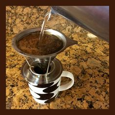 What Makes Slow Pour The Best Coffee Brewing Method It S Sort Of Like Marinating A