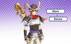 Pokemon Conquest: Hero