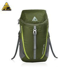 Kimlee 40L Outdoors Sports Waterproof Camera Backpack Rucksack Tactical Military Bag for Traveling Camping Mountaineering Hiking Trekking with Rain Cover