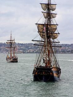 Free Pictures of Tall Ships