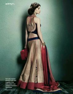 Indian fashion at its best - Jade Innana by Monica & Karishma