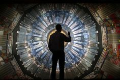 The Large Hadron Collider is starting back up for the first time in 2 years!