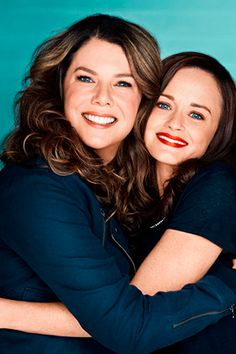 Check out the first official images from the Gilmore Girls revival series on Netflix, starring Lauren Graham, Alexis Bledel, and Kelly Bishop. Rory Gilmore, Gilmore Girls, Amy Sherman Palladino, Team Logan, Lauren Graham, Stars Hollow, Alexis Bledel, Entertainment Weekly, Entertainment