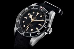 "Review: Tudor Heritage Black Bay ""Black"""