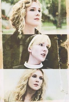 Lily Rabe as Nora Montgomery (Murder House), Sister Mary Eunice (Asylum), and Misty Day (Coven)
