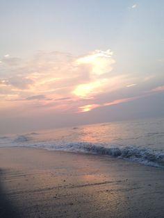 Sunrise in South Carolina