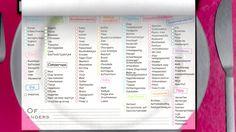 Boodschappenlijst (mes en vork) rose | Webwinkel etalage boeken wenskaarten geschenken kunst ideeen | Anders Economiseren