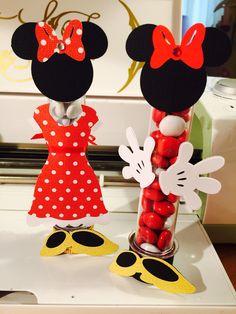Tubetes Minnie Mouse