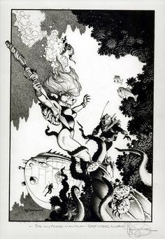 SubHuman trade paperback cover, by Mark Schultz.