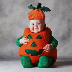 """baby halloween costumes  I think """"E"""" needs to dress just like her momma, auntie and uncle did on their first Halloween!!!!!"""