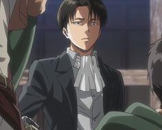 Levi Ackerman (Shingeki No Kyojin Season 2 Episode 08)