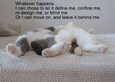 Whatever happens...