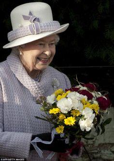 great shot of Queen Elizabeth II