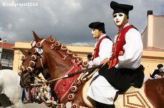Sartiglia di Oristano - cavalieri