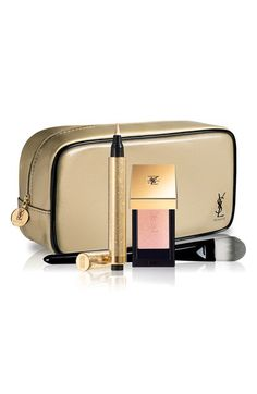 Yves Saint Laurent 'Gold Light' Strobing Set (Limited Edition) ($117 Value) available at #Nordstrom