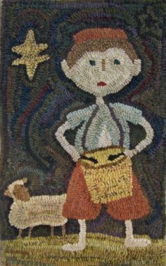 Star Rug Company - Pattern Details The little drummer boy so sweet