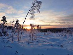 Als je dan nog een beetje energie over hebt kun je genieten van prachtige zonsondergangen.