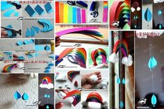 Rainbow Windsock Tutorial