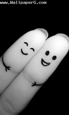 Finger art discovered by rajiraji on We Heart It Smile Wallpaper, Cute Wallpaper For Phone, One Direction Drawings, Finger Art, Finger Image, Heart Touching Love Quotes, Cute Christmas Wallpaper, Piercings, Iphone Background Images