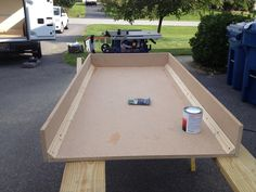 Home Built Truck Bed Slide - The Garage Journal Board