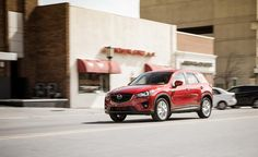 2014 Mazda CX-5 2.5 AWD - Photo Gallery of Instrumented Test from Car and Driver - Car Images - CARandDRIVER