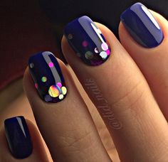 Photo Long Gel Nails, Short Nails, Matte Nails, Glitter Nails, Acrylic Nails, Dark Blue Nails, Stunning Girls, Coffin Nails, Urban Fashion