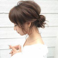 こんなに簡単なの!?自分でサッと出来てめっちゃ可愛い低めお団子アレンジ! : 小屋侑大 オフィシャルブログ