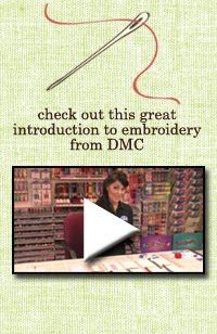 learn embroidery basics