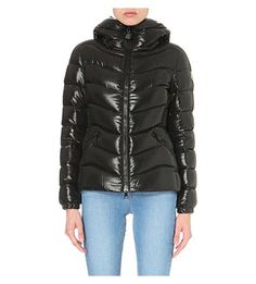 MONCLER Anthia Quilted Shell Jacket. #moncler #cloth #coats & jackets