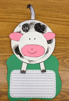 Apples and ABC's: Click Clack Moo Freebie!