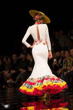 Flamenco Costume, Flamenco Skirt, Flamenco Dancers, Wearable Art, Ruffles, Victorian, Parlour, Costumes, Skirts