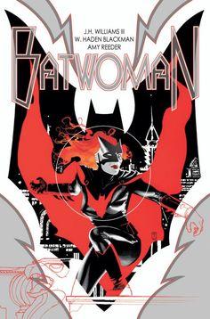 BATWOMAN #0. J.H. Williams III