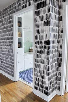 Hand-Painted Wall Pattern | Beautiful Matters More