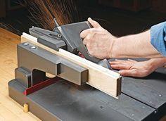 Sliding Cutoff Grinder | Woodsmith Plans