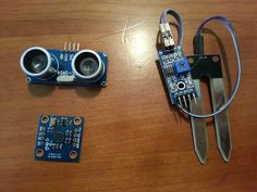 Arduino Sensor Plugin - Vera Home Automation radio bridge :- aquaponics control system ?