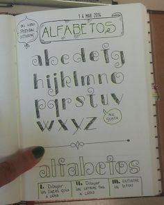 Alphabets: Notebook 8 (16) | Flickr - Photo Sharing!