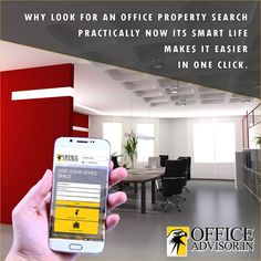 life makes it easier in one click. #Office #space #Lease #Rent #Hyderabad http://www.officeadvisor.in/