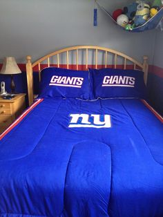 NY Giants Bedding