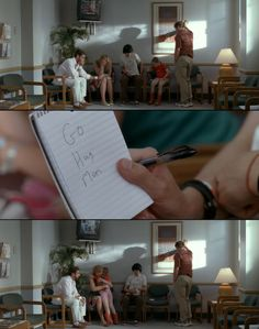 Little Miss Sunshine. this is one of my favorite parts of the whole movie. Little Miss Sunshine, Music Film, Film Movie, Movies Showing, Movies And Tv Shows, Movie Lines, Film Books, Moving Pictures, Love Movie