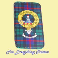 Clan Crest Tartan Badge Black Samsung Galaxy Nexus I9250 Cover Clan Badge Cover