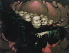 Irene Müller - Malerin, Bildhauerin & Tänzerin by Lydia Anneli Bleth on 500px