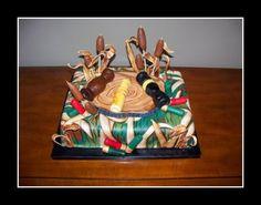 Duck hunters cake